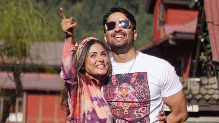 Shaheer Sheikh, Hina Khan