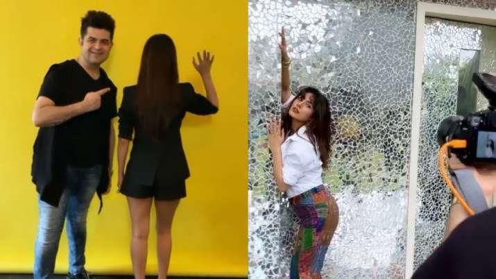 Don't miss out Shehnaaz Gill's 'adah' as Dabboo Ratnani shares teaser after BTS video