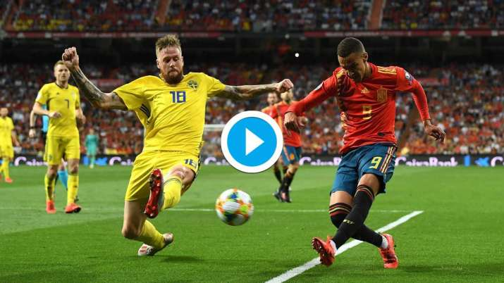Spain vs Sweden EURO 2020 Live Streaming: Find full details on when and where to watch ESP vs SWE Li