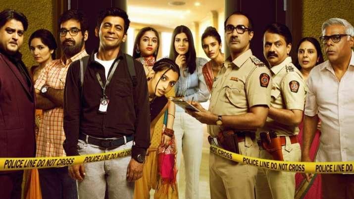 Sunil Grover: Sunflower is 'high drama' with an 'insane cast'