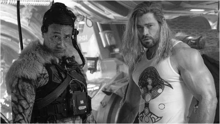 Chris Hemsworth, Taika Watiti