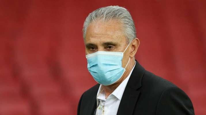 Tite, brazil coach,