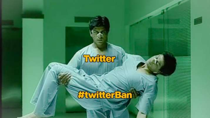 Twitter ban in India