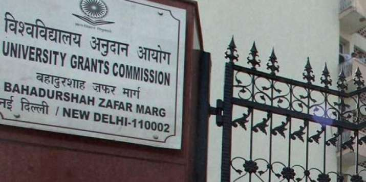 UGC asks educational institutions to put up banners