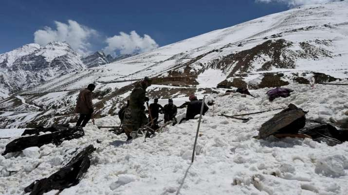 Uttarakhand disaster was caused by massive rock and ice