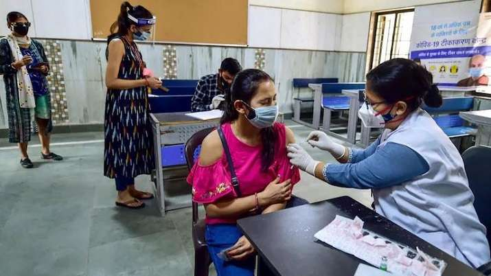 Over 27 crore Covid vaccine doses administered in India