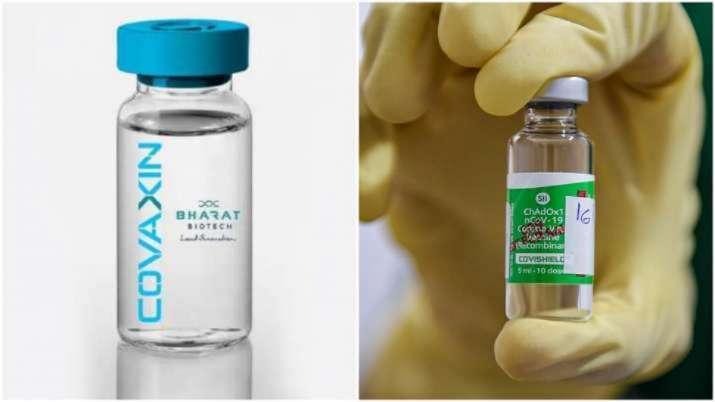 Seropositivity rate, anti spike antibody titre, Covishield, Covaxin, Study, coronavirus pandemic, co