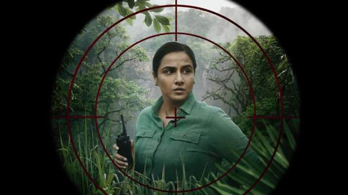 Vidya Balan: 'Sherni' my greeting to the invisible women