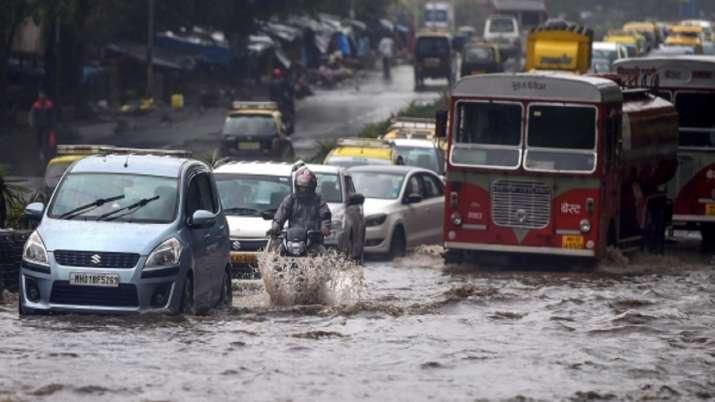 Mumbai Rains, Waterlogging, traffic snarls, traffic disrupt, normal life, mumbai, waterlogging, rain