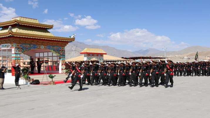 India Tv - 90 young soldiers join Ladakh Scouts regiment