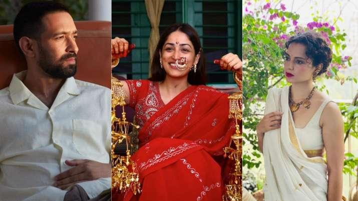 Vikrant Massey calls Yami Gautam 'Radhe Maa,' Kangana Ranaut gets irked