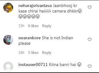 India Tv - Nora Fatehi trolled