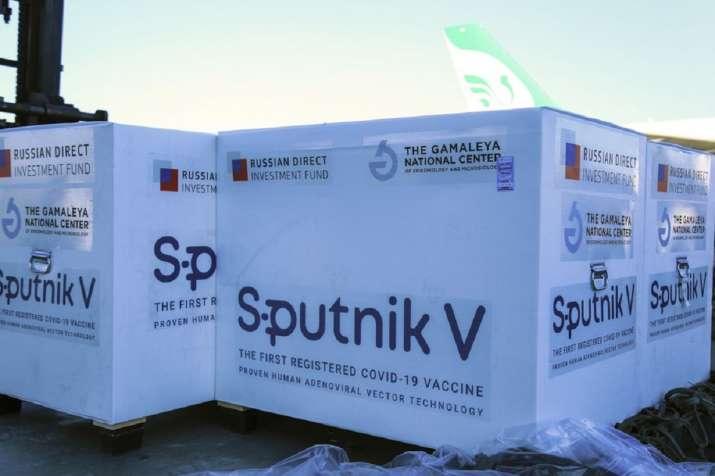 gurugram sputnik vaccine