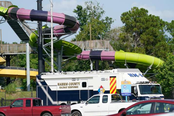 texas water park chemical leak