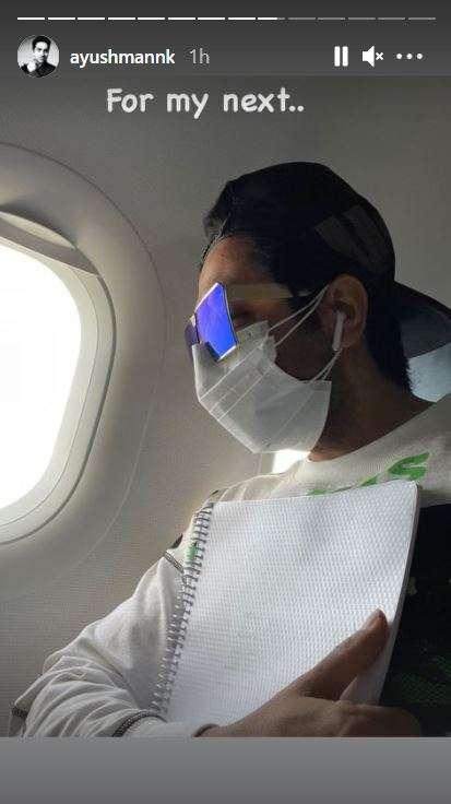 India Tv - Ayushmann Khurrana heads for 'Doctor G' shoot