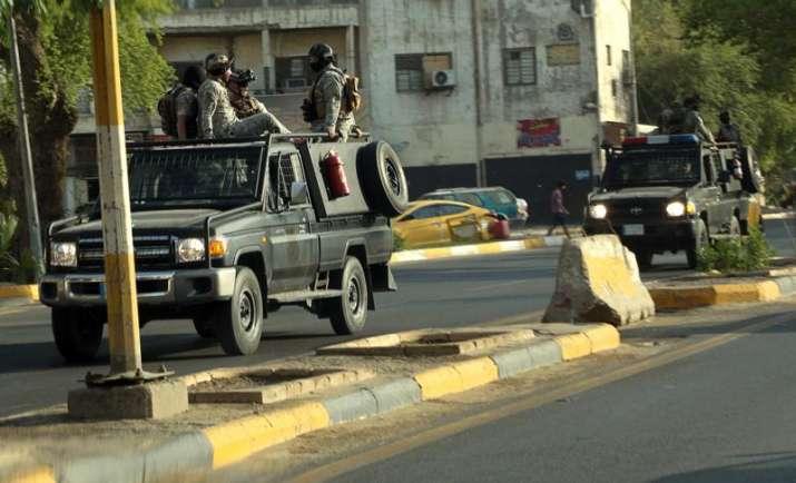 Baghdad bomb attack, Baghdad bomb attack Iraq explosions, Baghdad bomb attack deaths,