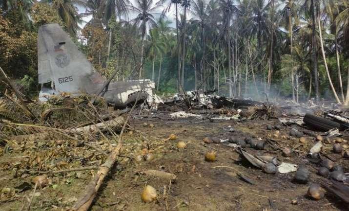 Phillippine air crash