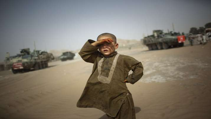 United Nations, Women, children, casualties, rise, Afghanistan, Afghanistan latest international new