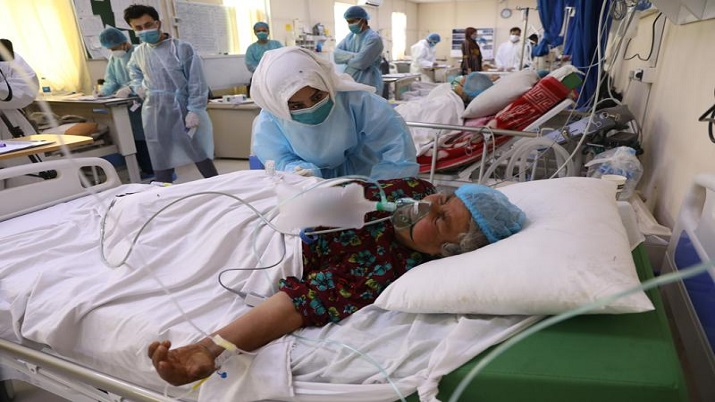 Afghanistan finds deadly fungal infection in COVID patients