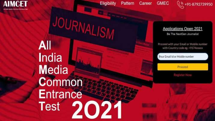 AIMCET 2021: First All India Media Common Entrance Test to