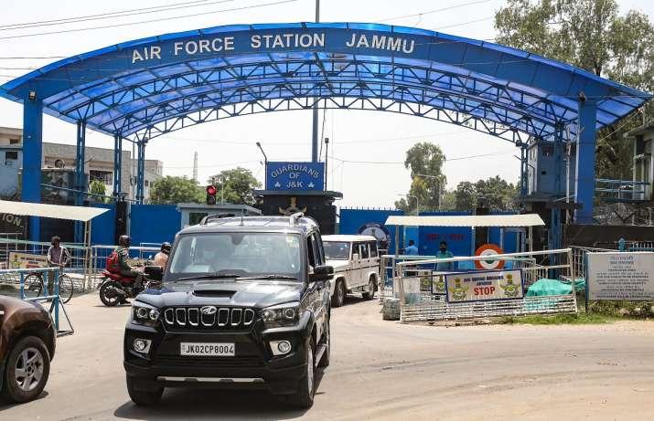 Jammu air force base