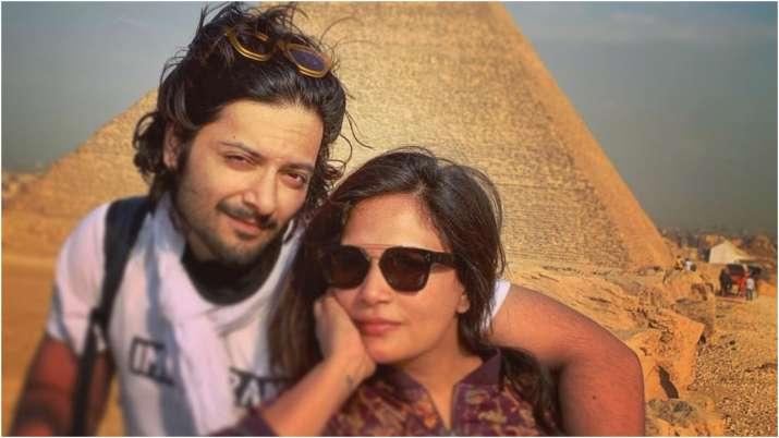 Richa Chadha, Ali Fazal