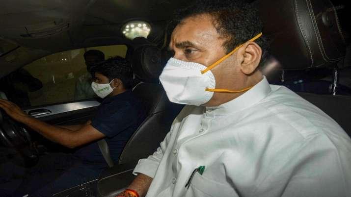 Ex Maharashtra home minister Anil Deshmukh moves SC for