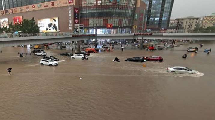flood in china, china weather, Henan,flood news, china rain, floods in china, china dam collapse