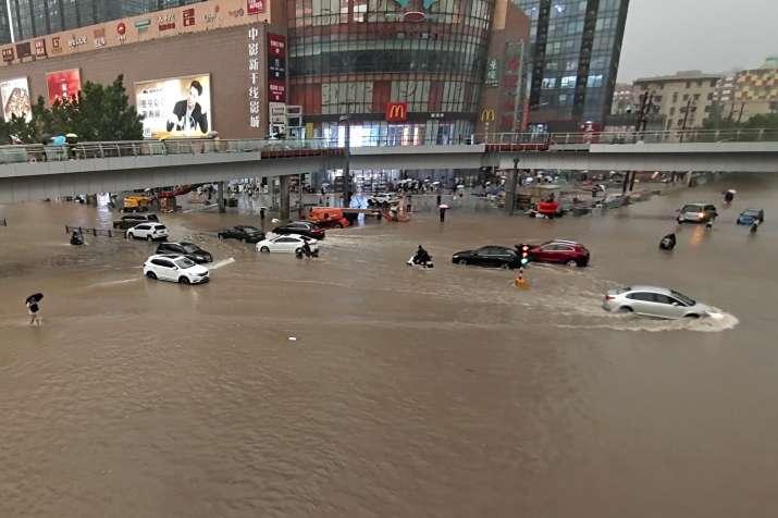India Tv - china Floods, china floods latest news, china floods dam photos, china floods videos latest news, ch