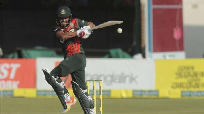 Bangladesh batsman Tamim Iqbal