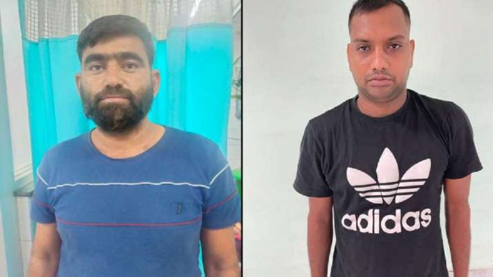 Delhi Police crime branch arrested two persons including