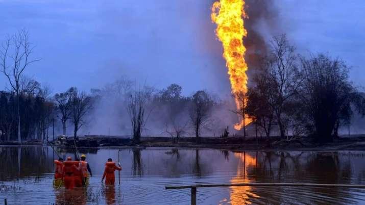 kerala palakkad oil leak blast