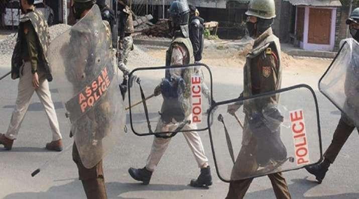 Grenade hurled at Assam officials on Mizoram border; no