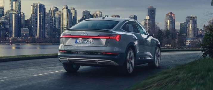 India Tv - Audi e-tron Sportback