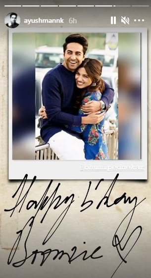 India Tv - Bhumi Pednekar's birthday: Akshay Kumar to Ananya Panday, B-town celebs pour in heartfelt wishes