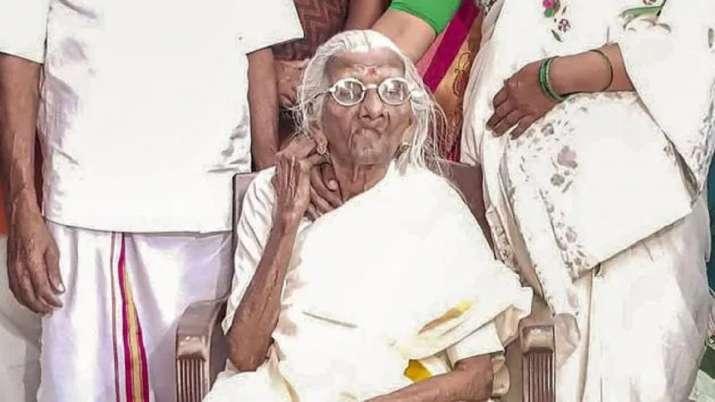 Bhageerathi Amma had quit formal education in class three