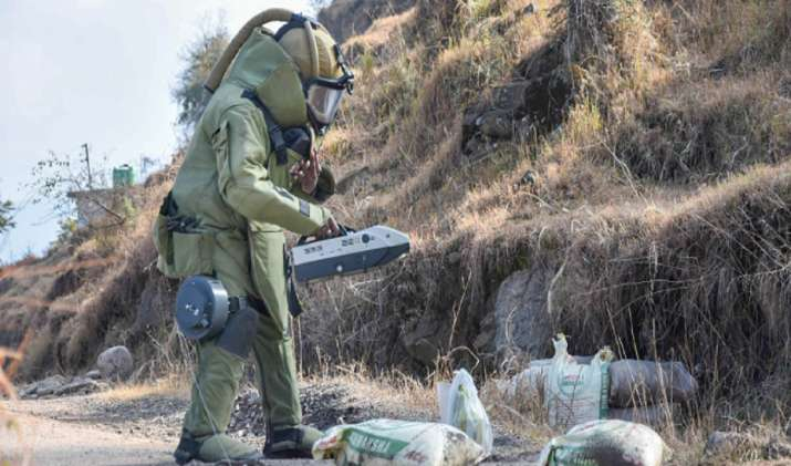 IED defused in Jammu and Kashmir's Rajouri; search
