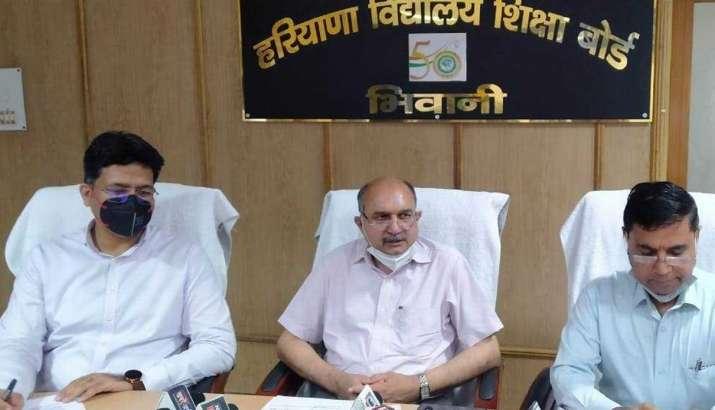 Haryana Board Class 12 result 2021