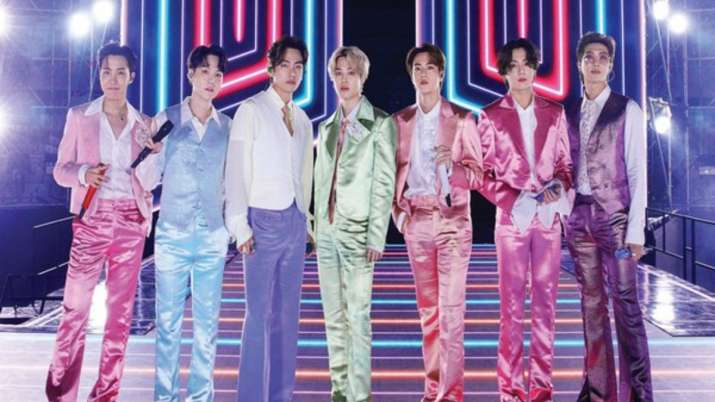 Kpop band BTS to return to 'The Tonight Show Starring Jimmy Fallon' in July