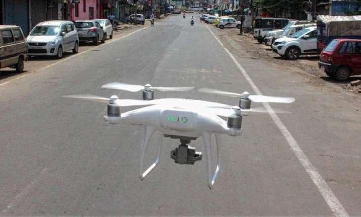 drones ban in delhi