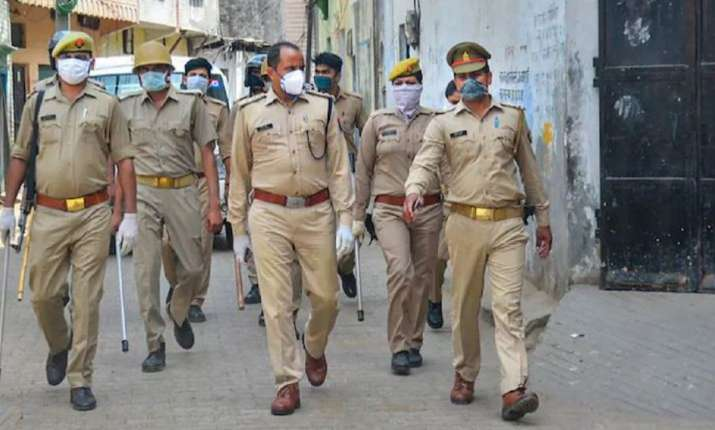 lucknow police