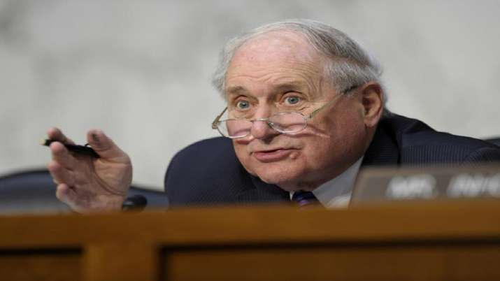 Carl Levin, Michigan, longest serving senator, dies at 87, US latest international news, SENATOR DEA