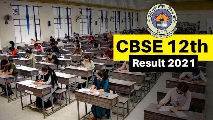 CBSE Class 12 results 2021
