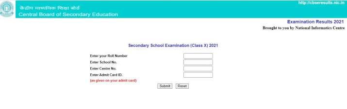 India Tv - CBSE Class 10 result 2021