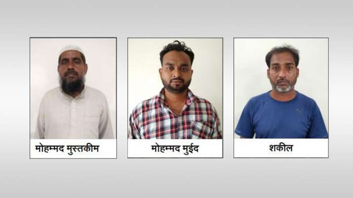 UP ATS arrests 3 Lucknow residents for 'aiding' Al-Qaeda