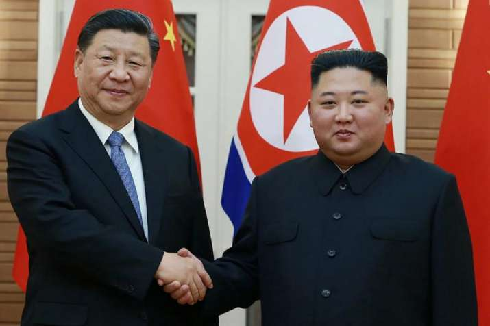 Leaders of North Korea, China vow to strengthen ties