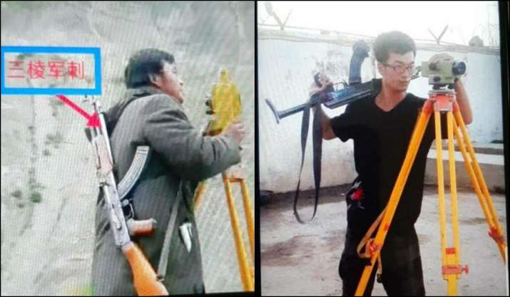 Pakistan: Chinese engineers working in CPEC, carry AK-47s