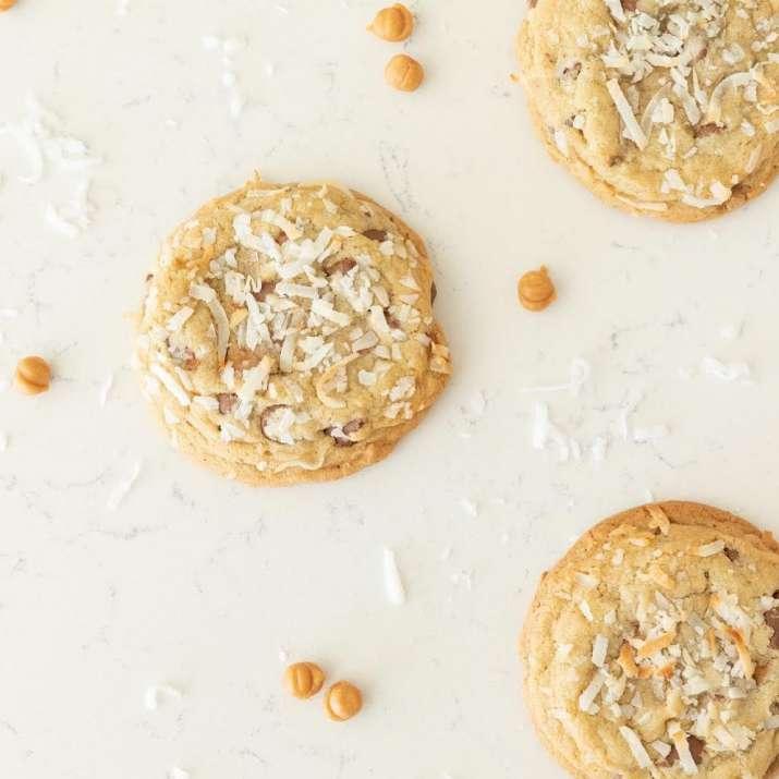 India Tv - Lemon Coconut Cookies
