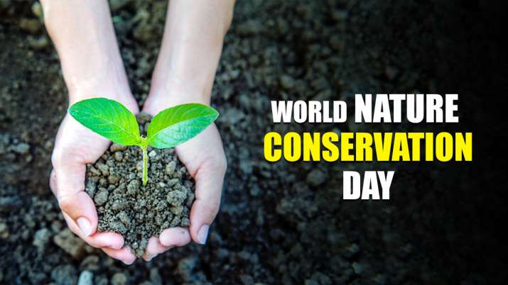 World Nature Conservation Day, World Nature Conservation Day 2021