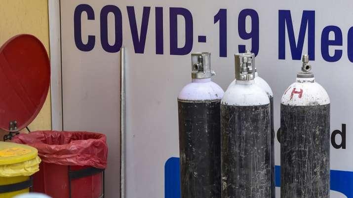 covid death oxygen shortage